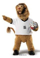 GoLeo - Maskottchen der FIFA-WM 2006