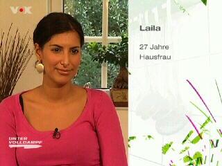 Laila bei Unter Volldampf