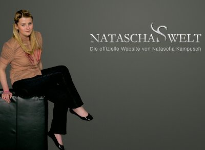 Natascha Kampusch unbequem