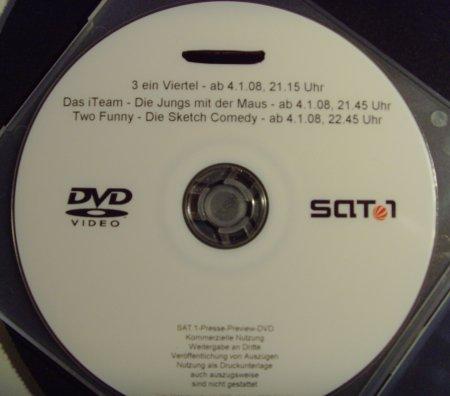 Sat.1-DVD Fun Freitag